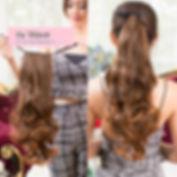แฮร์พีชหางม้า แฮร์พีชลอนปลาย แฮร์พีชผูก แฮร์พีช แฮร์พีชราคาส่ง แฮร์พีชราคาถูก Hairpicec