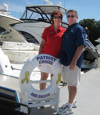 Christine and Ed Mason