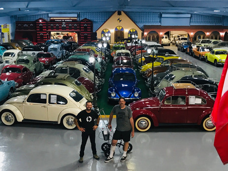 The largest VW collection in the world? For Sale?