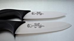 Couteaux en céramique