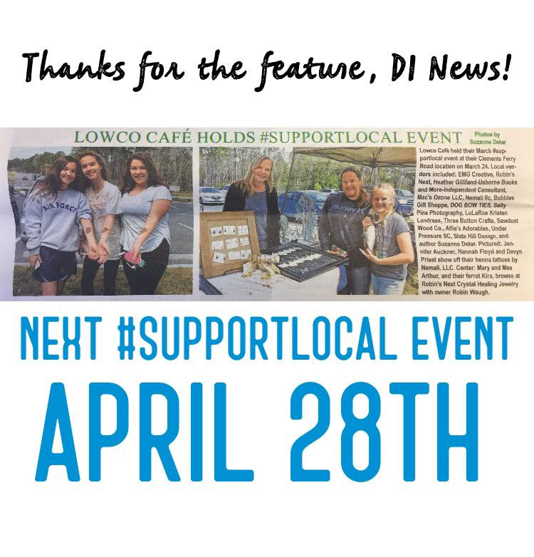 DI News gave us a nice little write up after our second event!