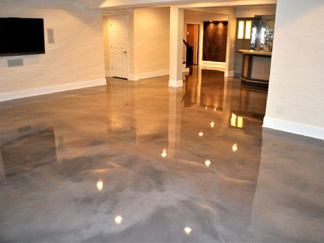 Seven Reasons to Get Epoxy Floors at Home or at your Office