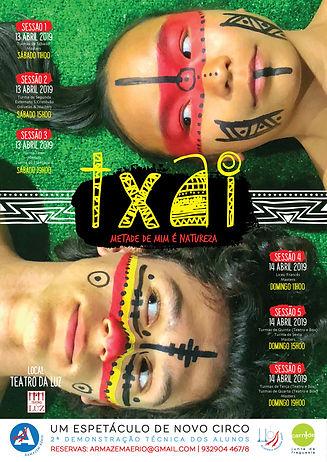 AA • TXAI cartaz