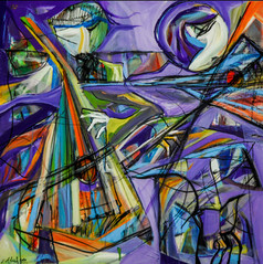 Musicians 3- Untitled