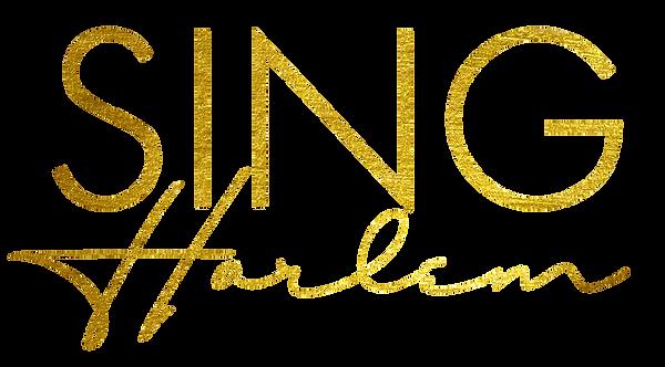 SING Harlem Choir Logo Gold 2019.png
