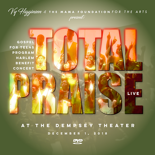 """TOTAL PRAISE"" Gospel For Teens Benifit Concert"