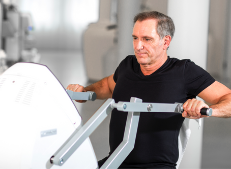 Eccentric Training at milon Premium Health Clubs, Marina Mirage