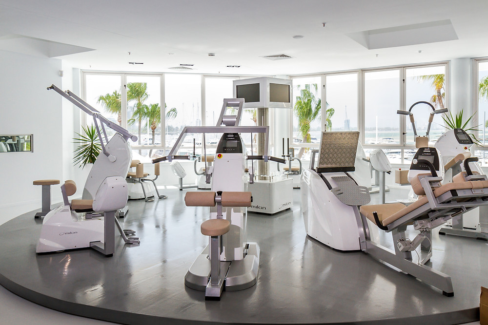 Gold Coast Gyms - Gym Gold Coast - milon Premium Health Clubs at Marina Mirage is a new Gym at Main Beach on the Gold Coast
