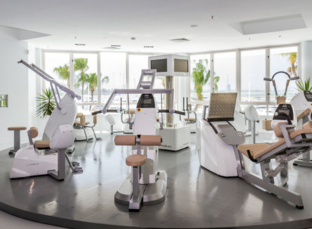 The miltronic Strength Circuit by milon has arrived at milon Premium Health Clubs, Gold Coast