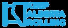 Keep Alberta Rolling Logo