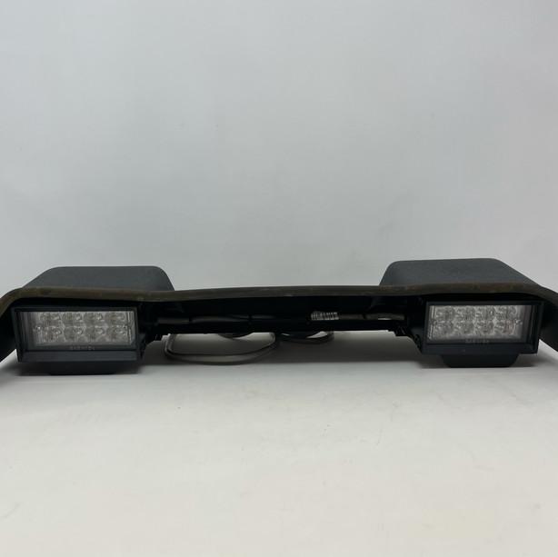 Soundoff Signal rear deck light.