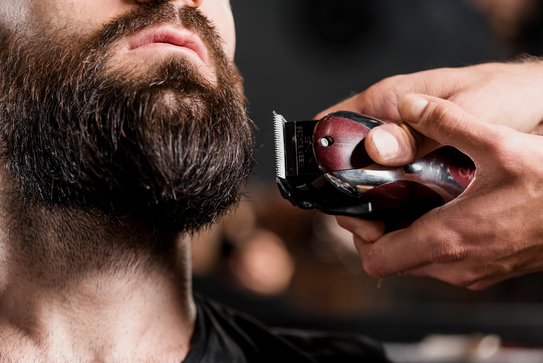 Cut, Style & Beard Sculpt