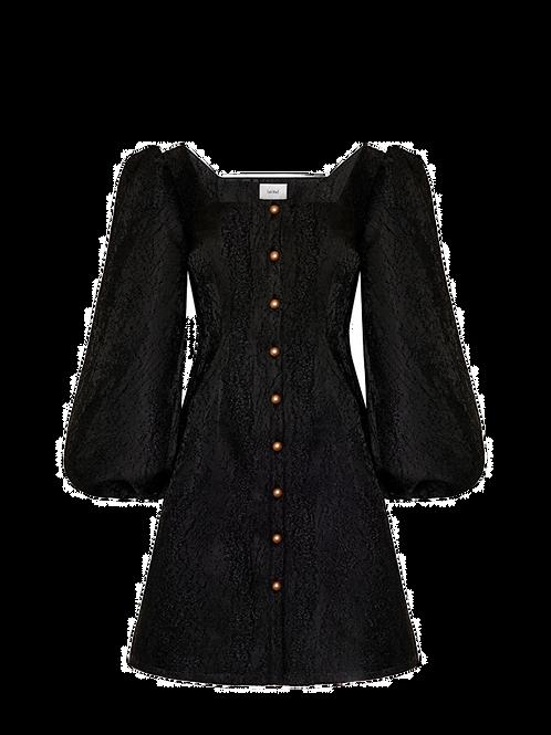 Midnight black dress