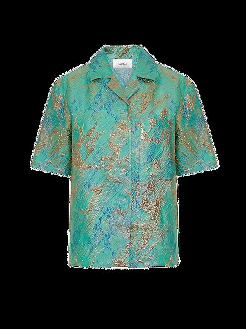 Laguna green shirt