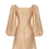Thumbnail: Honey gold dress