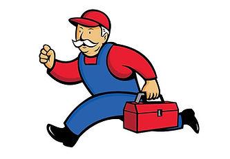 aircon-technician-running-toolbox-cartoo