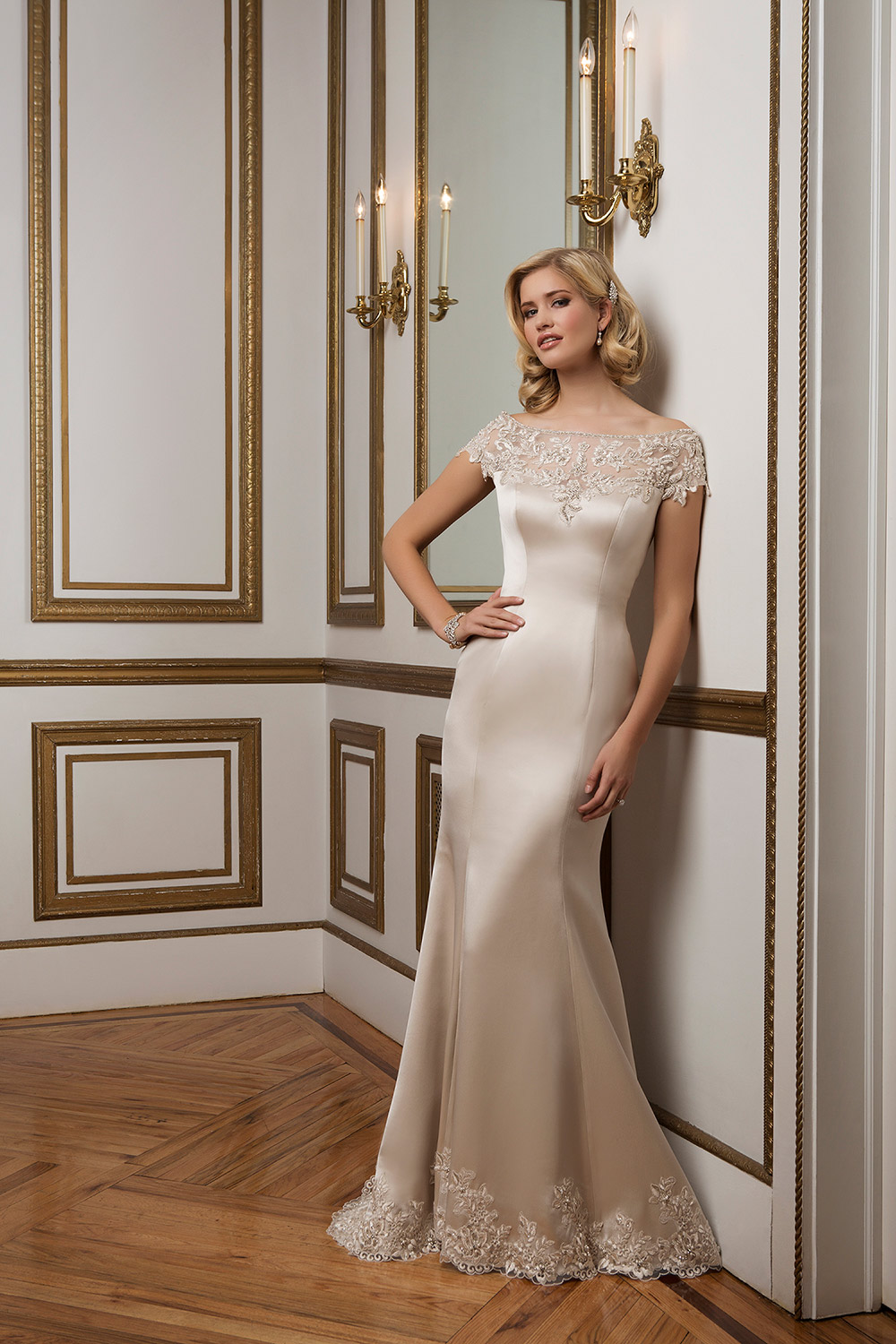 wedding dresses for the mature bride | bespoke wedding dress