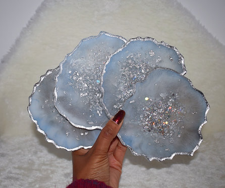 Ice Queen Coaster (Two for £25)