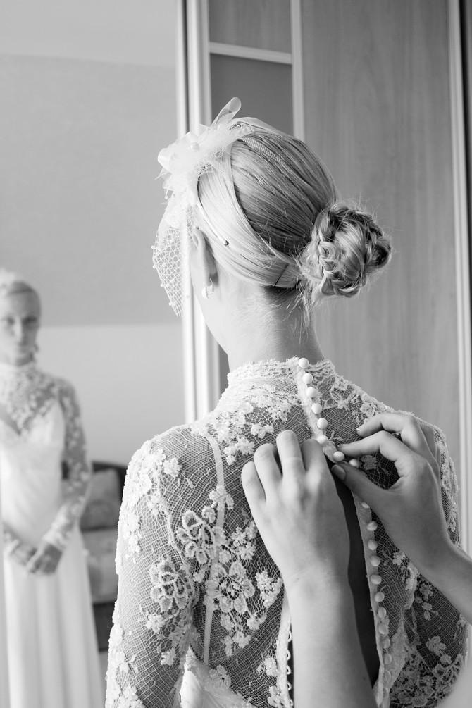 Tailormade Wedding Dress