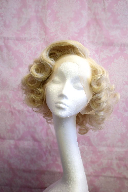 Marilyn Wig (made to order)