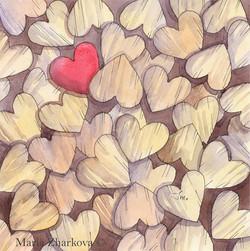 Настоящее среди деревянных сердец