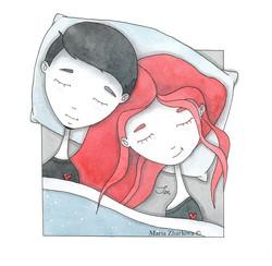 Засыпать и просыпаться рядом с тобой
