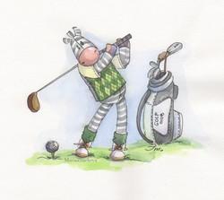 Сыграем в гольф