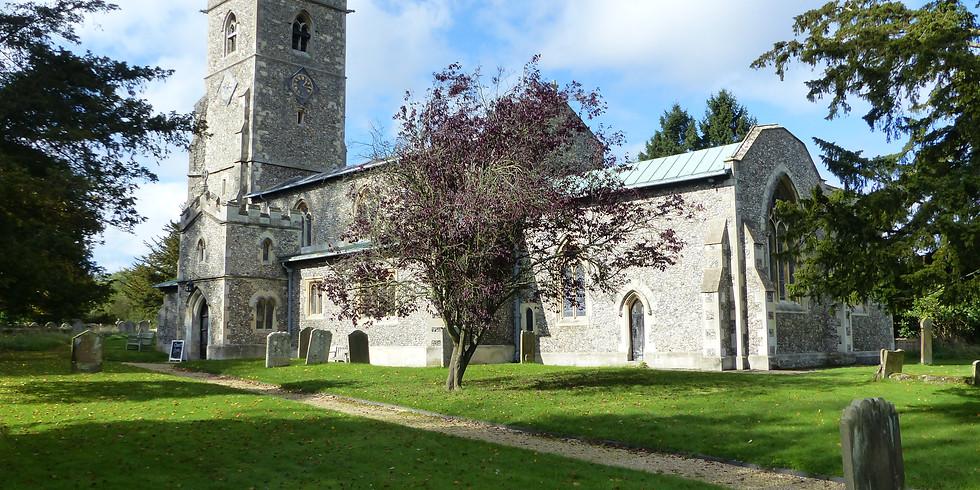 6pm Carol Service in Aldbury Churchyard