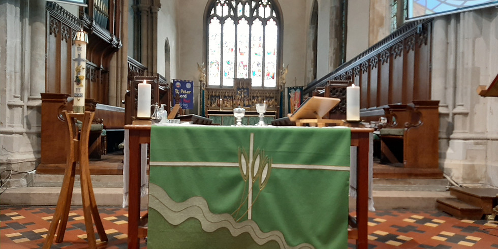 10 am Holy Communion traditional language at Tring