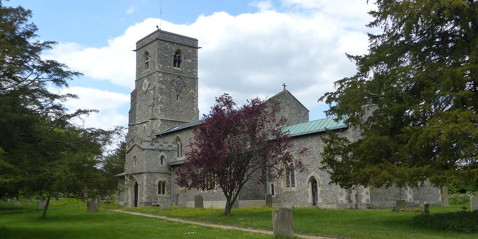 10 am Holy Communion Service at Aldbury