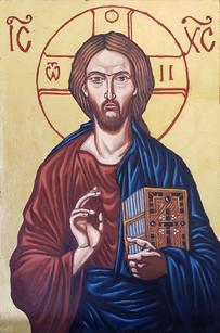 Christ Pentocrator