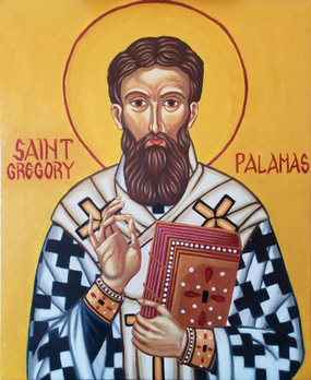 Icon of St Gregory Palamas