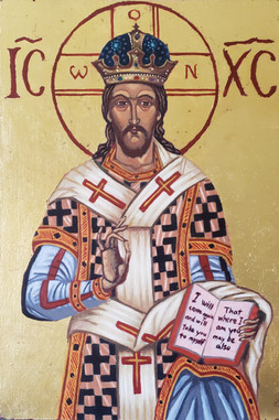 Christ as High Priest and King of Kings