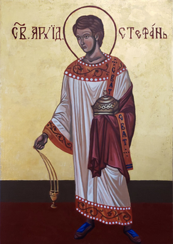 Icon of St Stephen