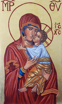 Theotokos the Virgin Mary