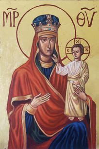 Theotokos the Mother of God