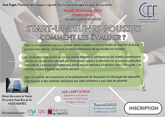 Start-up / Jeunes pousses : comment les évaluer