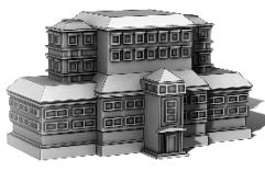 Engineer's Hab Building 3
