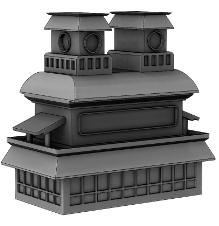 Worshiper's Hab Building 6