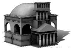 Philosopher's Hab Building 1