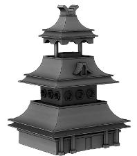 Worshiper's Hab Building 4