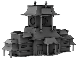 Worshiper's Hab Building 5