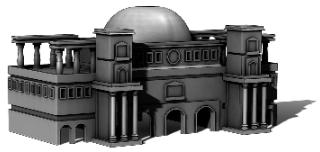 Philosopher's Hab Building 6