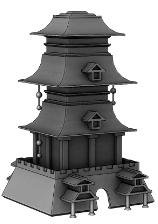Worshiper's Hab Building 3
