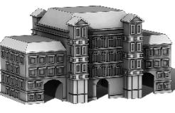 Engineer's Hab Building 6