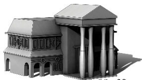 Philosopher's Hab Building 2