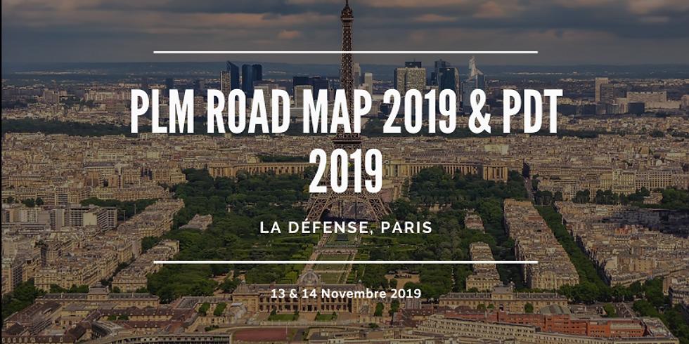 DPS sponsor au Salon PLM Road Map & PDT 2019