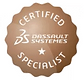 Distributeur revendeur certifiée CST Dassault