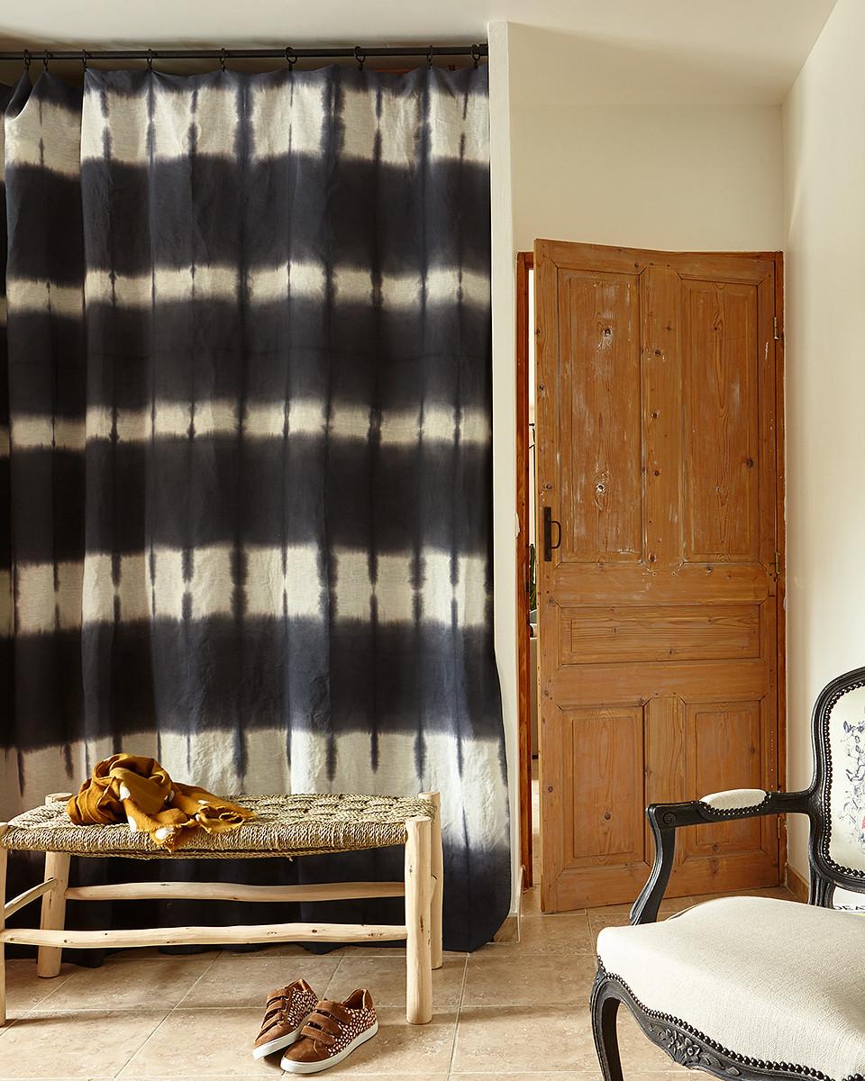 rideau de dressing tapissier gard uzès nîmes