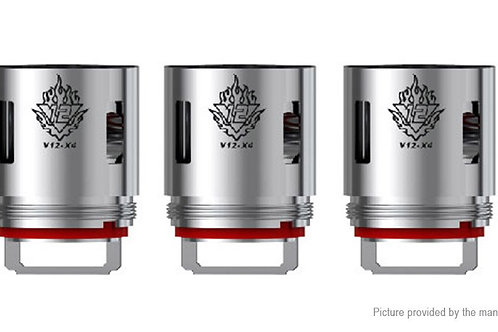 Smoktech SMOK TFV12 Replacement X4 Coil Head (3-Pack)